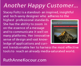 Another Happy Customer - Testimonials Ruth Anne Kocour
