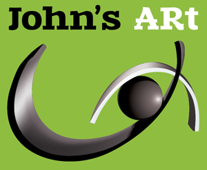 John's ARt Logo Design
