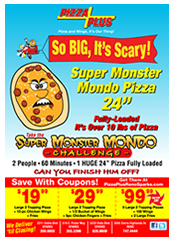 Pizza Plus Custom E-Marketing Campaign